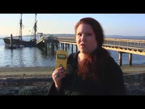 Marou Chocolate & Dick Taylor Vietnam Dark Chocolate Bar Reviews with Victoria Cooksey