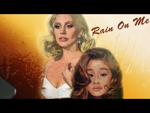 Rain On Me – 80s Version Remix Lady Gaga, Ariana Grande