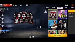 HOW TO COLLECT PLAN BERMUDA TOKEN AND EXCHANGE NEW GLOOWALL SKIN | FREE FIRE NEW EVENT FULL DETAILS