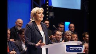 Discours de Marine Le Pen au Congrès du Front National à Lille - 11/03/2018 🇫🇷