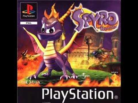 Spyro 1 - Town Square