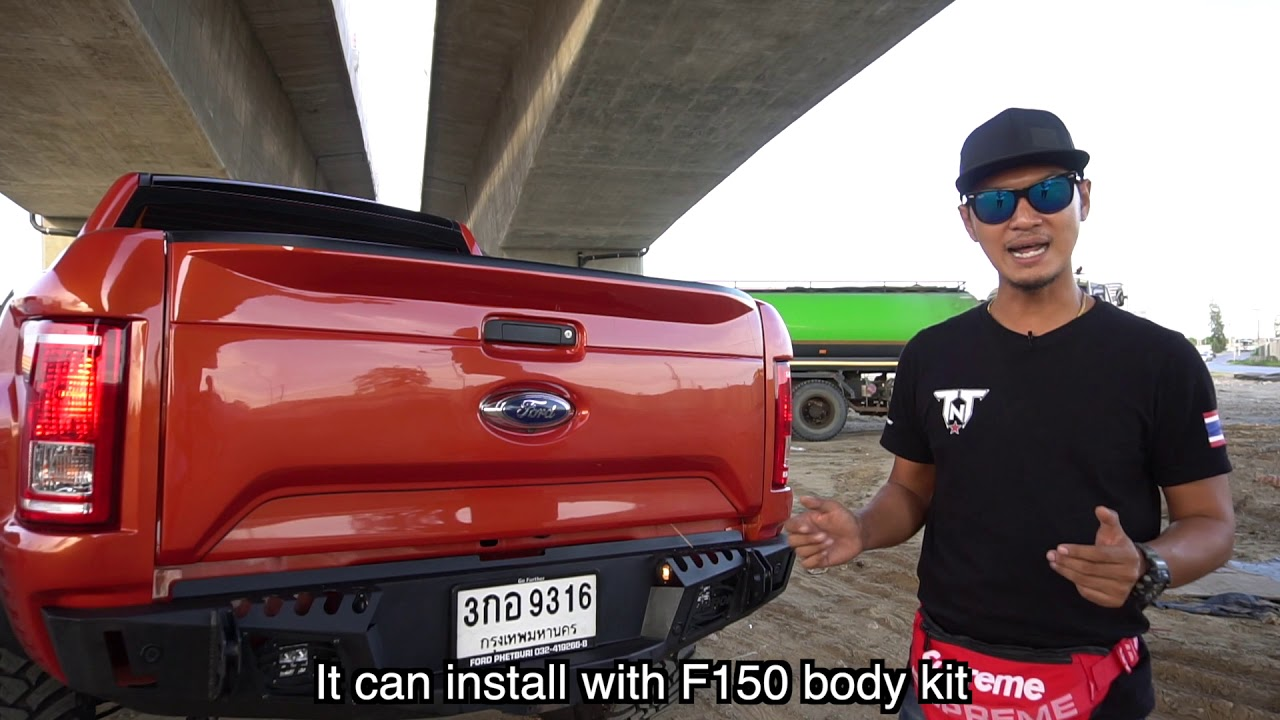 FORD RANGER​2012​_101 F150​ BODY ​KIT​ BY​ LOFT​ MODIFY​