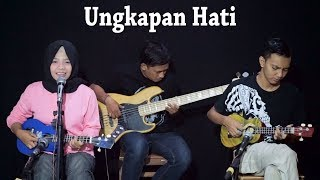 Ungkapan Hati (Cipt. Abdi) Cover by Ferachocolatos ft. Gilang & Bala (DUET KENTRUNG)
