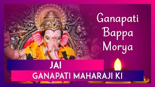 Ganpati Visarjan 2021 Messages, Anant Chaturdashi Wishes & Images To Send on Last Day of Ganeshotsav