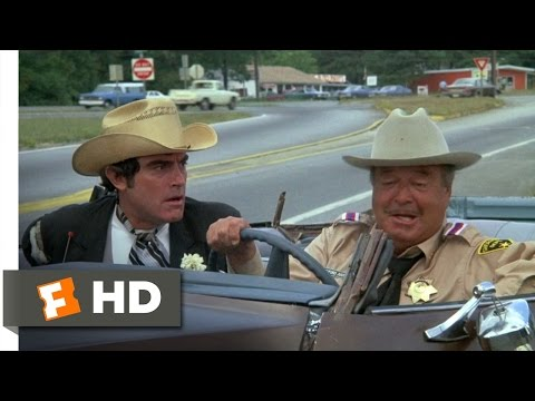 Smokey and the Bandit (7/10) Movie CLIP - Daddy, the Top Came Off (1977) HD