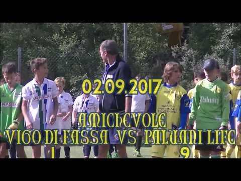 17 09 02 VIGO DI FASSA vs PALUANI LIFE HIGHLIGHTS  anno 2005