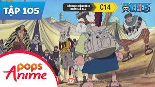 One Piece Tập 105 - Trận Chiến Tại Arabasta - Thành Phố Trong Mơ Rainbase - Hoạt Hình Tiếng Việt