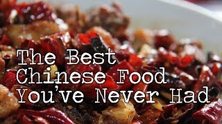 SPICY! Lazi Chicken ~ The Best Chinese Food You