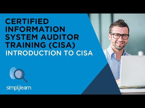 Introduction To CISA | CISA Training Videos