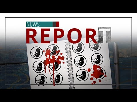 Catholic — News Report — Planned Parenthood Murder Rolls