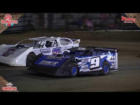 Tony Roper Memorial - Cash Money SuperDirt Series B-Feature Lebanon Midway Speedway 05-29-2020 @Midwest Sheet Metal http://msmfab.com/ @3BR ... - dirt track racing video image