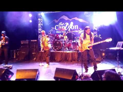 20170525 Blow up the outside world Living Colour The Cany Agoura Hills