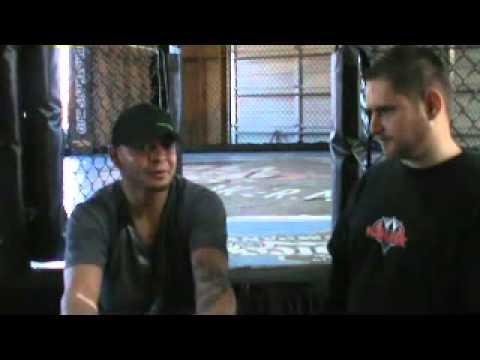 Interview With Leonard Garcia Talking UFC 155
