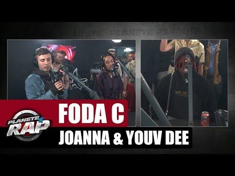 Youtube: [Exclu] Foda C, Joanna & Youv Dee«Fantôme» #PlanèteRap
