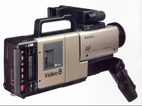 Sony Video 8 PRO CCD-V100E