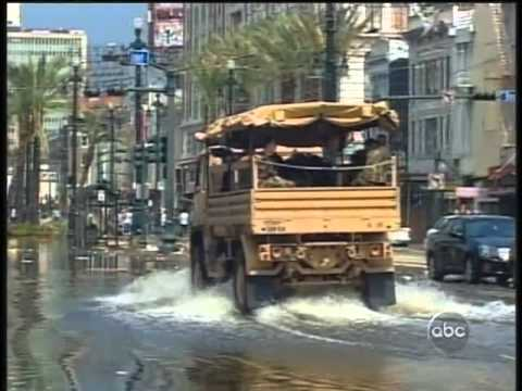 FEDERALISM: Lessons of Katrina