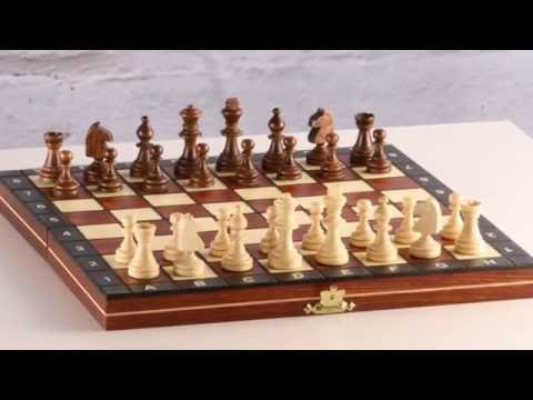 Portable Chess Board