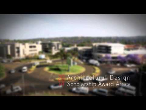 Boogertman + Partners Architectural Design Scholarship Award Africa 2014