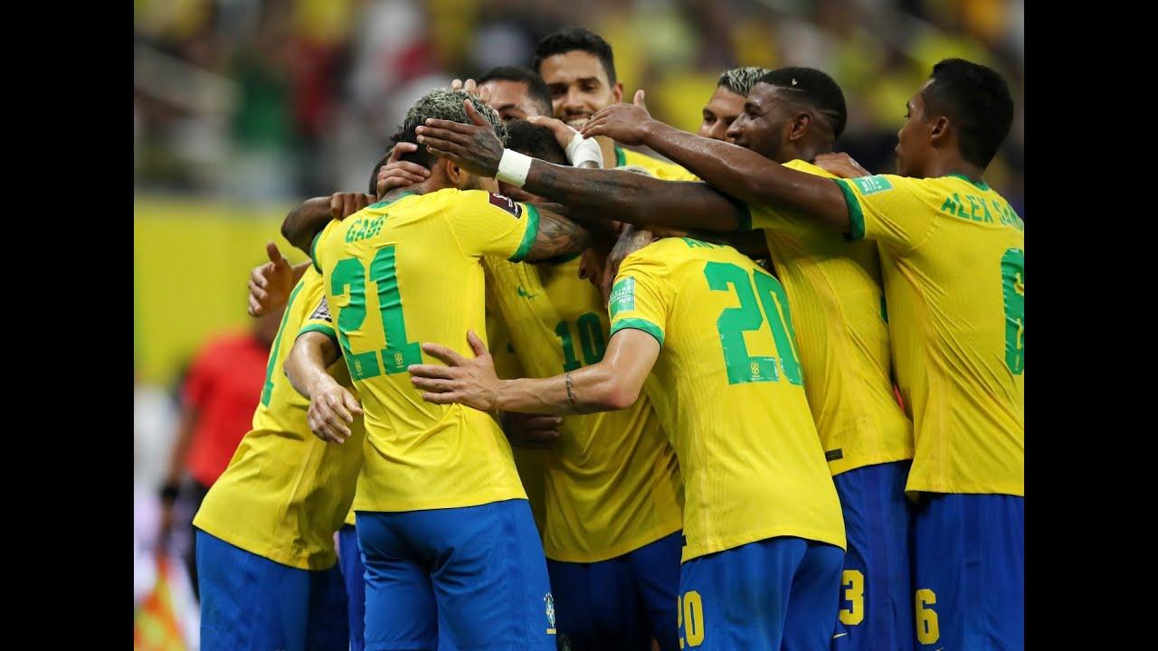 شاهد ملخص مباراة البرازيل 🇧🇷 والأرغواي 🇺🇾
