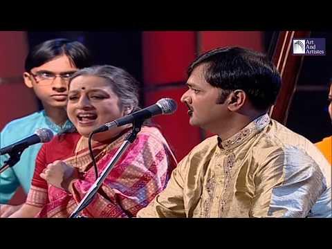 Jasrangi | Jugalbandi | Sanjeev Abhyankar | Dr Ashwini Bhide Deshpande | Indian Music | Idea Jalsa
