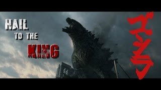 Godzilla - Hail to the King