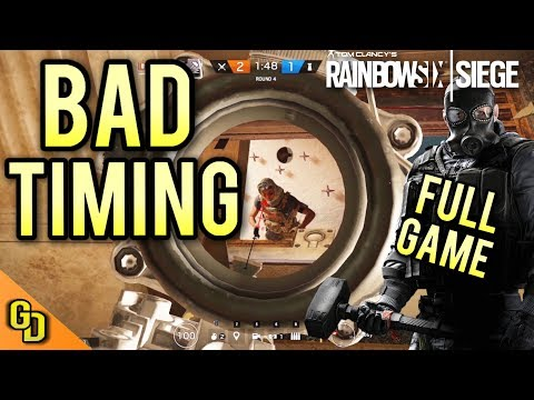 Double Carry - Ranked Full game: Rainbow Six Siege
