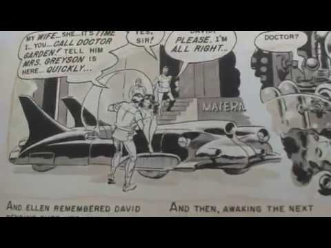 "El inconseguible ""Wally Wood Artist;s Edition"" review (IDW-EC): Hablando Comic episodio 72"