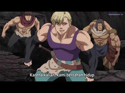 Nanatsu No Taizai: Kamigami No Gekirin (season 3 ) Episode 3 Subtitle Indonesia