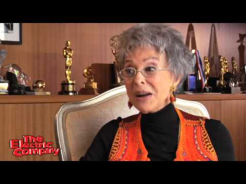 Interview with Rita Moreno (The Electric Company)