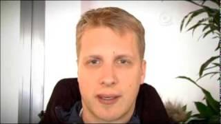 Oliver Pocher unterstützt Aktion Deutschland Hilft!
