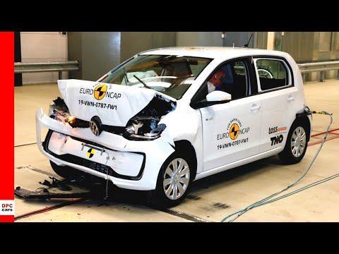 2020 Volkswagen Up! Crash & Safety Test