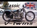 Classic British V-twins !!!