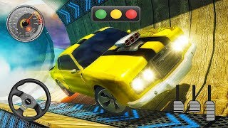 Impossible Mega Ramp Extreme Car Stunts Games - Android Gameplay
