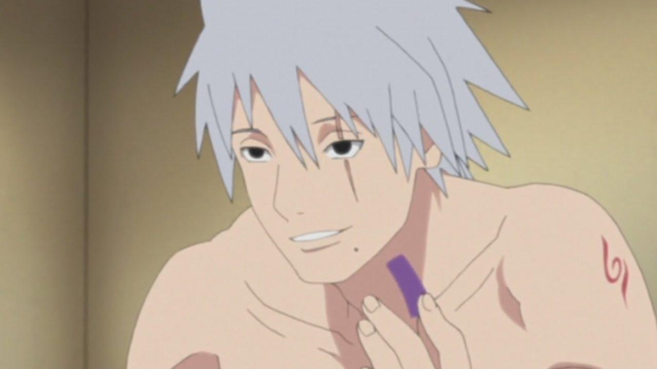 Kakashi's Face Revealed - Naruto Shippuden - Episode 469 ...