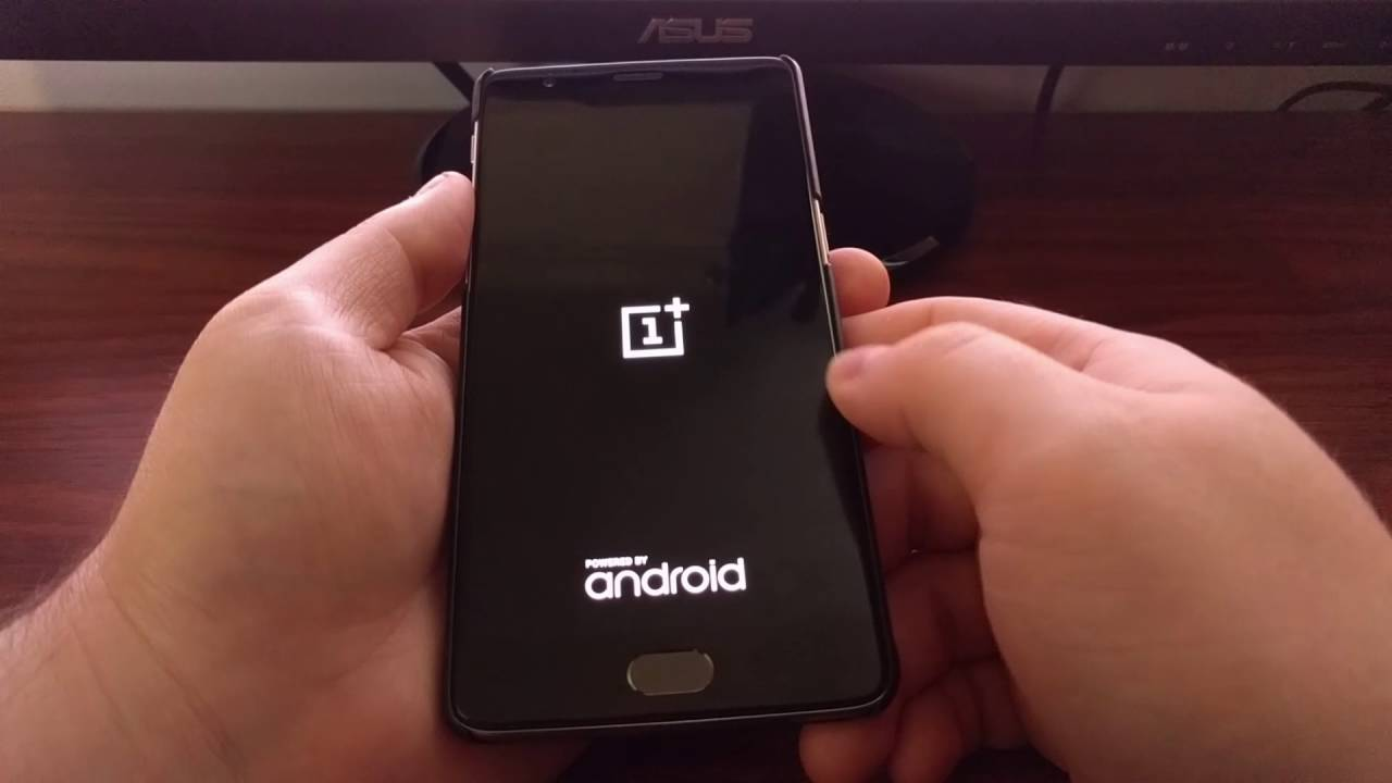 How To Boot The Oneplus 3 And Oneplus 3t Into Recovery Mode