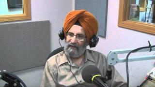 Part I - Radio Talk Discussion: Manpreet Badal Visits Fresno, California & Punjab Elections 2012