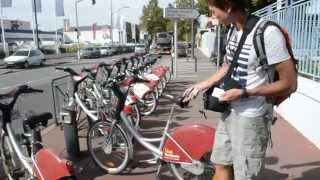 Как взять велосипед на прокат в Европе | Тулуза Франция