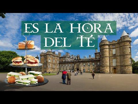 ESCOCIA | Guía de Edimburgo #10 : Palacio de Holyrood y Afternoon tea | Entre Rutas
