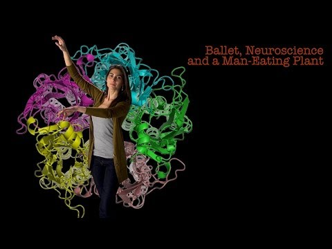 Crystal Dilworth: Ballet, Neuroscience and a ManEating Plant
