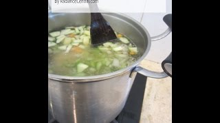 Gambar cover Best Healing Chicken Soup For A Cold Or Flu, Ep158