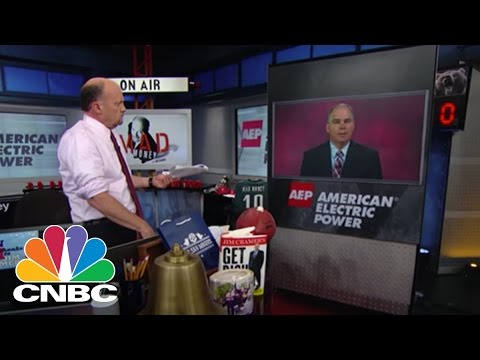American Electric Power Co CEO: Portfolio Power | Mad Money | CNBC