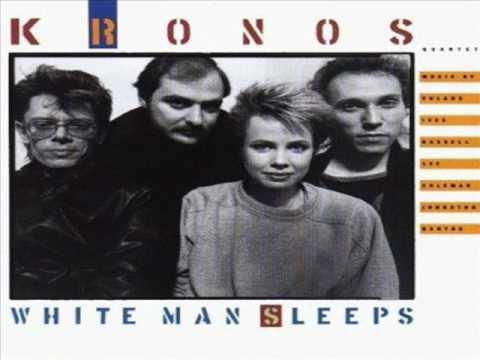 Kronos Quartet - Morango ... AlmostA Tango