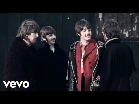 Клип The Beatles - Penny Lane