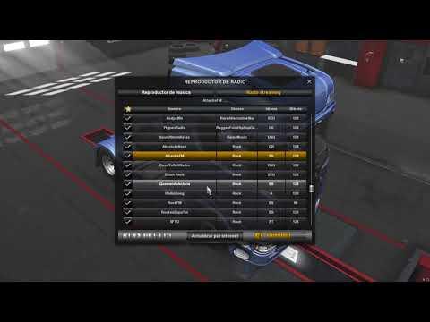 Euro Truck Simulator 2 radio