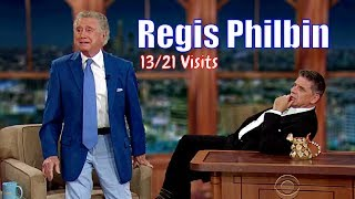 Regis Philbin - Nothing Less Than A Legend - 13/21 Visits + More In Chronological Order