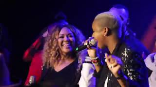 My Block Artists Mary Mary, Lena Byrd, The Walls Group & More Perform Together For First Time