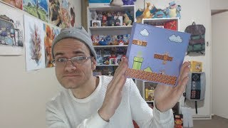 Super Mario Bros 3D Motion Lenticular Notebook Review