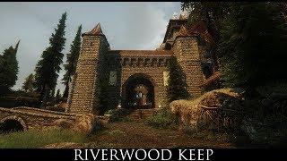 TES V - Skyrim Mods: Riverwood Keep