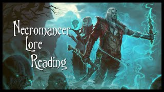 Diablo 3 Necromancer Class Lore Reading