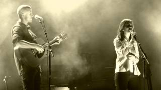 Milow & Marit Larsen - Out Of My Hands - 05.09.2014 Stadtpark Hamburg